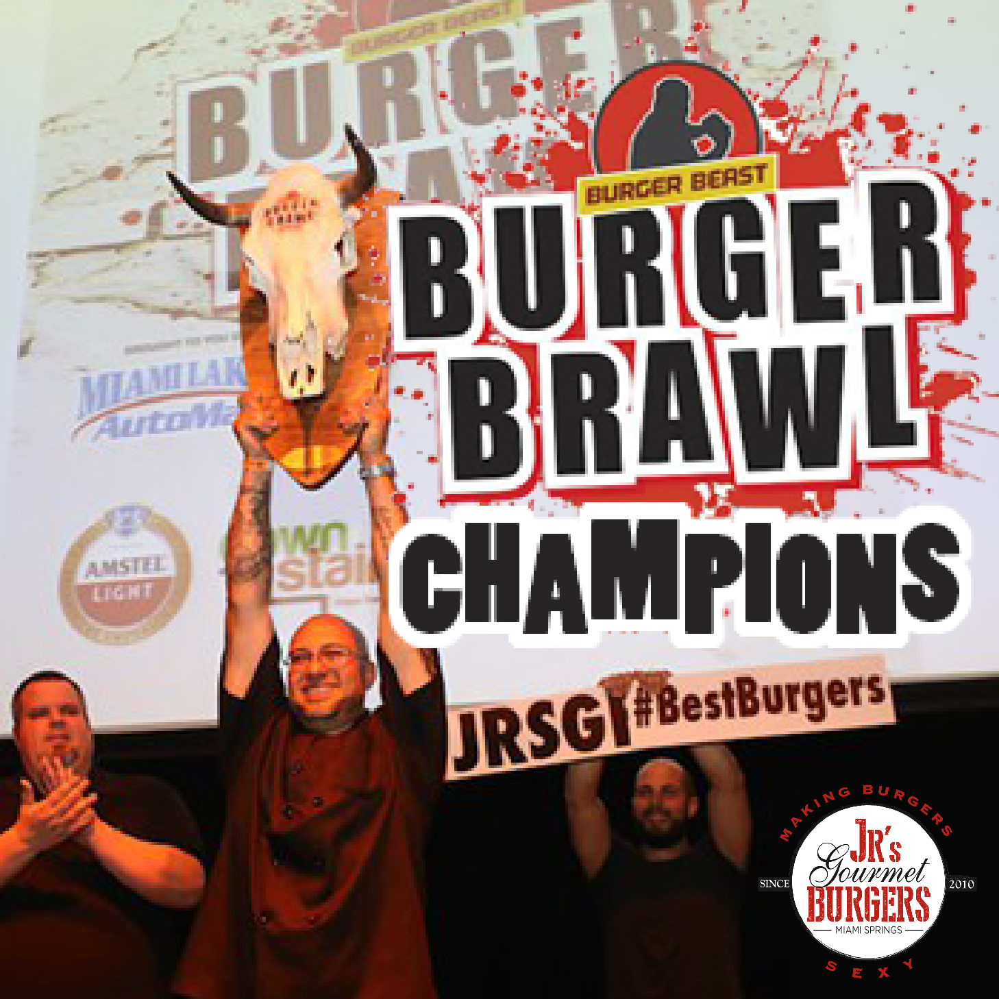 Burger Brawl Champ